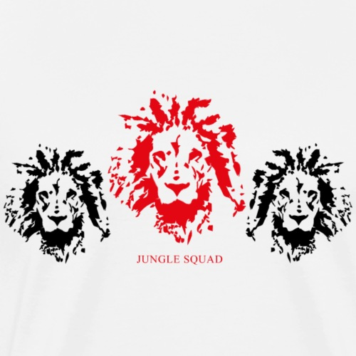 jungle squad - Männer Premium T-Shirt