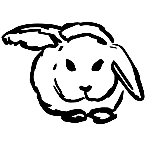 Mean Bunny - Männer Premium T-Shirt