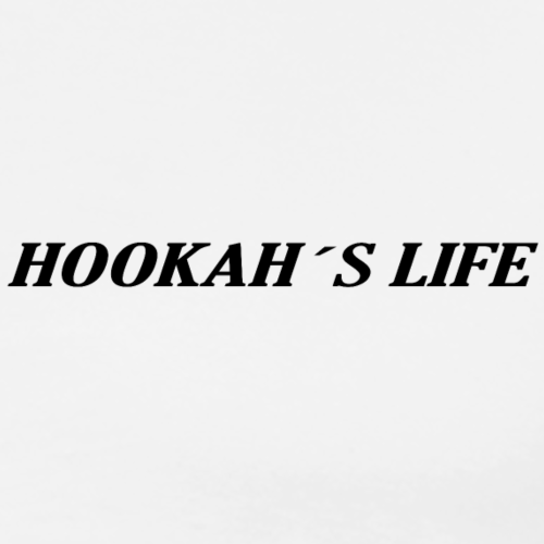 Hookah s Life BASIC Line - Männer Premium T-Shirt