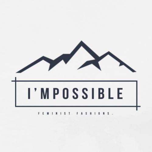 Impossible - Men's Premium T-Shirt