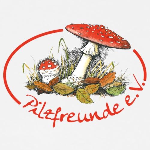 Pilzfreunde-Artikel - Männer Premium T-Shirt