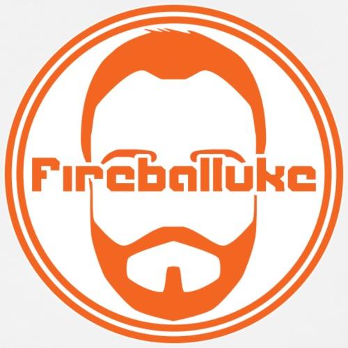 Fieballuke Logo - Men's Premium T-Shirt