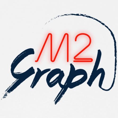 m2graph couleur - T-shirt Premium Homme