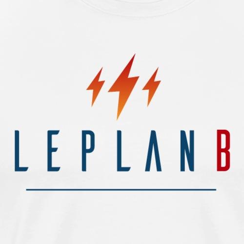 Le Plan B® Couleur - T-shirt Premium Homme