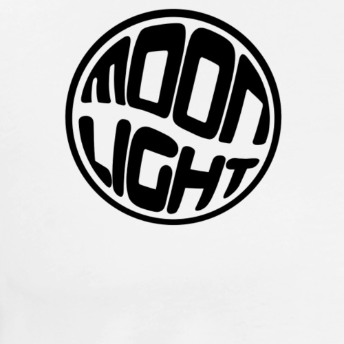 Moon Light - T-shirt Premium Homme