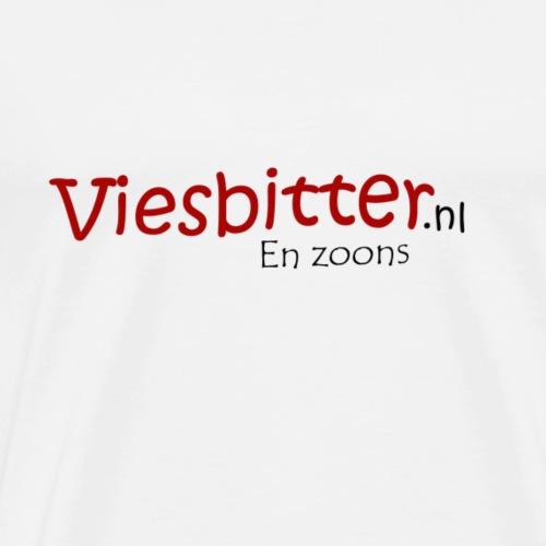 Viesbitter logo - Mannen Premium T-shirt