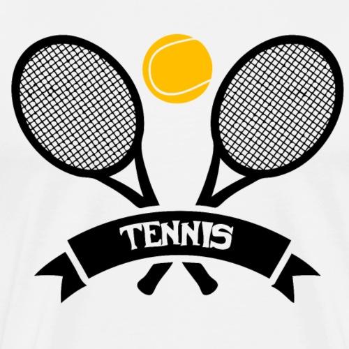 Tennis! - Männer Premium T-Shirt