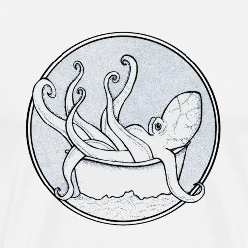 Plaisir coupable - T-shirt Premium Homme