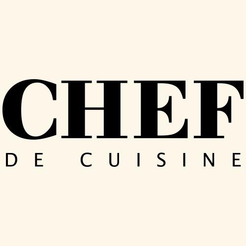 BOSS de cuisine - logotype - Men's Premium T-Shirt