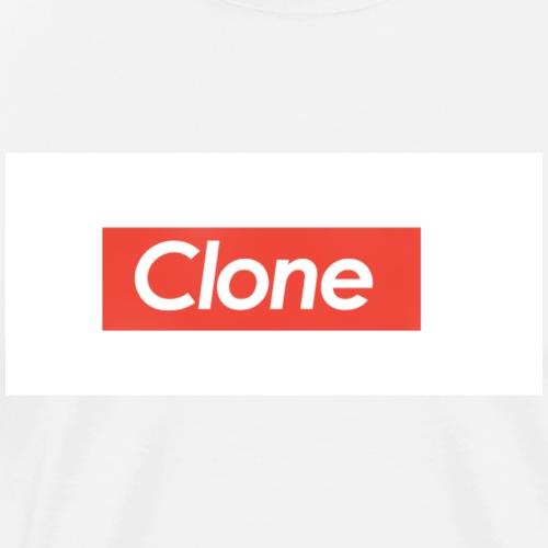 Clone Bogo - Men's Premium T-Shirt