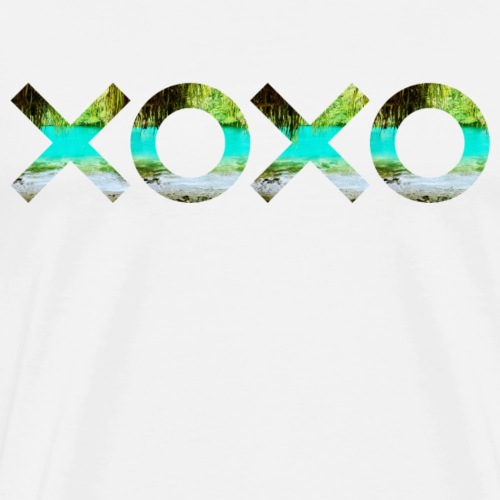 XOXO - Männer Premium T-Shirt