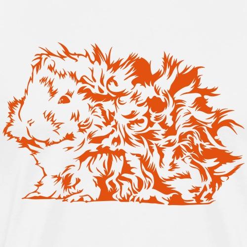 Lunkarya - Meerschweinchen - Männer Premium T-Shirt