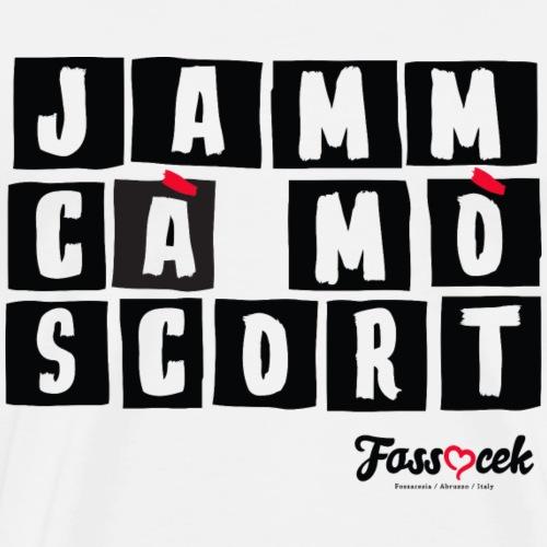 Jamm cà mò Scort - Maglietta Premium da uomo