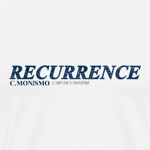 RECURRENCE I - Men's Premium T-Shirt