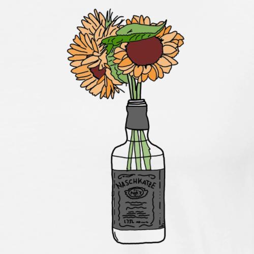 flower vase - Männer Premium T-Shirt