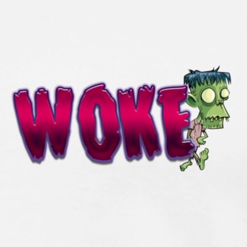 Woke Yung Frank Purple - Men's Premium T-Shirt