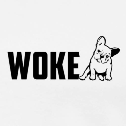 Woke Dog - Men's Premium T-Shirt