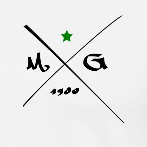MG 1900 - Männer Premium T-Shirt