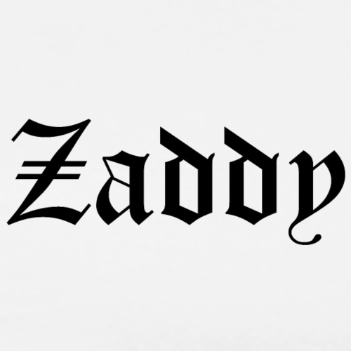 Zaddy - Men's Premium T-Shirt