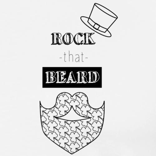 Beard - T-shirt Premium Homme