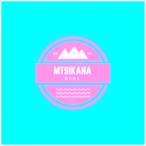 Mtsikana blue - Men's Premium T-Shirt