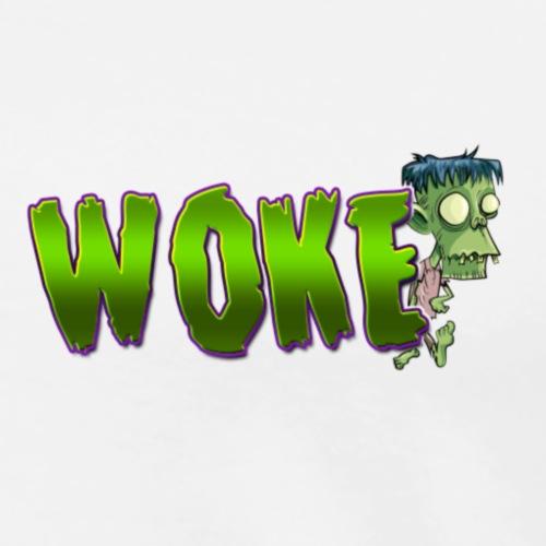 Woke Yung Frank Green - Men's Premium T-Shirt