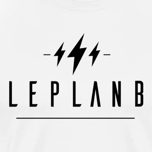 Le Plan B® black - T-shirt Premium Homme
