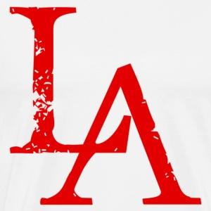 LA - Los Angeles Style - Dance Shirt - Männer Premium T-Shirt