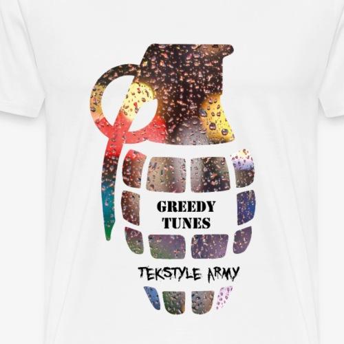 Tekstyle Army - Männer Premium T-Shirt