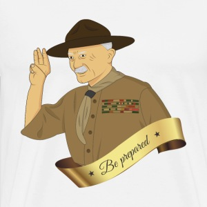 bp_be_prepared - Männer Premium T-Shirt