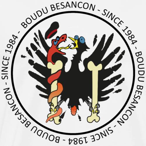 Logo Boudu - T-shirt Premium Homme