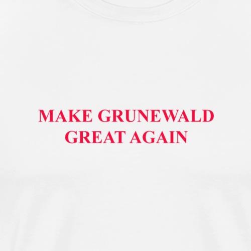 Grunewald - Männer Premium T-Shirt