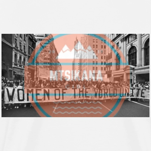 Women Of The World (Mtsikana) - Men's Premium T-Shirt