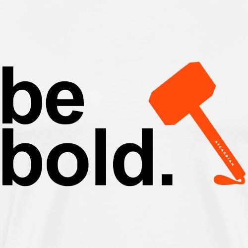 Asgardian Sports - Be bold. - Männer Premium T-Shirt