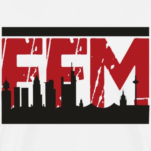 FFM_Skyline - Männer Premium T-Shirt