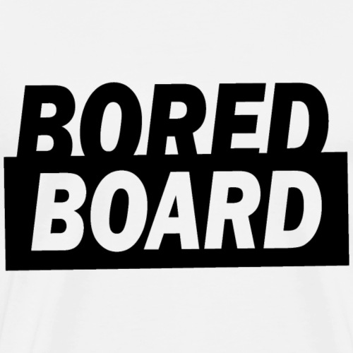 Bored-Board - Männer Premium T-Shirt