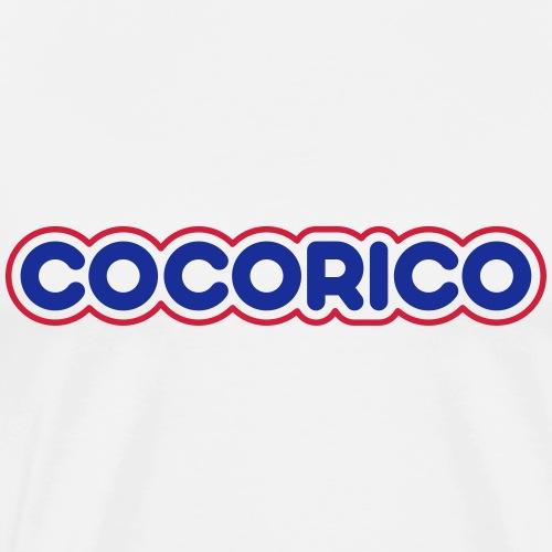Cocorico - Personnalisable - T-shirt Premium Homme