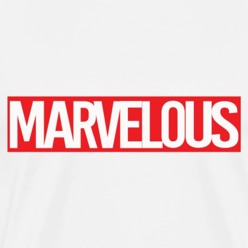 MARVELOUS - Männer Premium T-Shirt