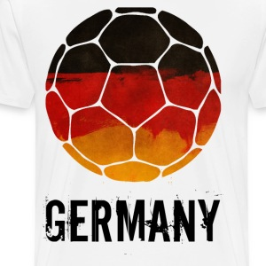 Allemagne Football - T-shirt Premium Homme