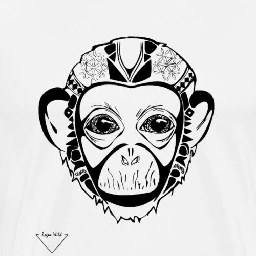 Be a monkey * - Men's Premium T-Shirt