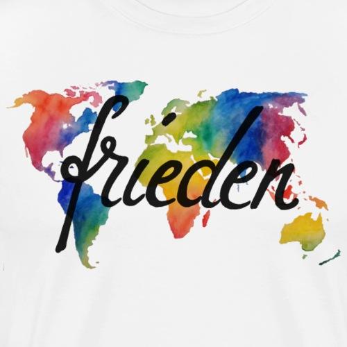 Weltfrieden 2.2 - Männer Premium T-Shirt