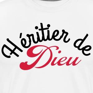 Héritier de Dieu - T-shirt Premium Homme