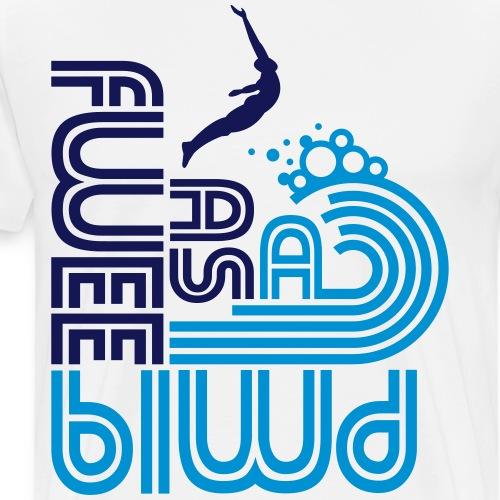 Free as a Bird - Men's Premium T-Shirt