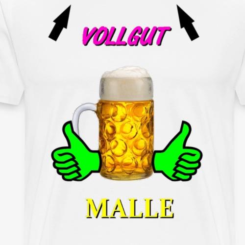 VollGut - Männer Premium T-Shirt