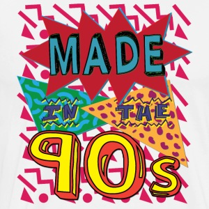Made in the 90s - Men's Premium T-Shirt