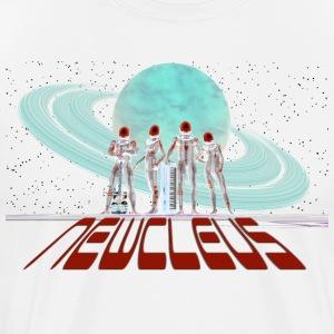DefNewcleus1Inv - Men's Premium T-Shirt