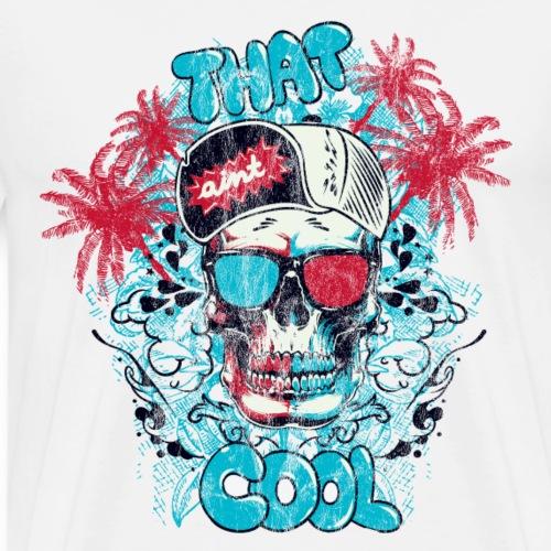 COOL SURFER- Lustiges Surf Strand Surfing Geschenk - Männer Premium T-Shirt