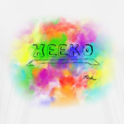 Heeko Summer Edition - Männer Premium T-Shirt