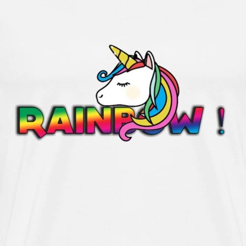 Rainbow - T-shirt Premium Homme