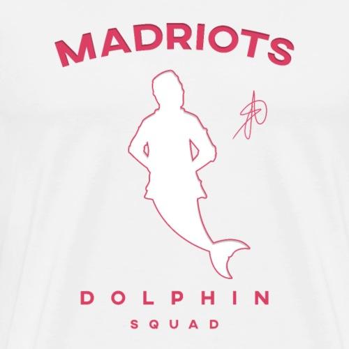 MADRIOTS V2 Designer Signed - Mannen Premium T-shirt